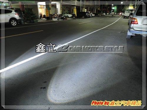 ~ 鑫立汽車 ~ 高亮度 HIGH POWER LED大燈燈泡 A5 MARCH JUKE