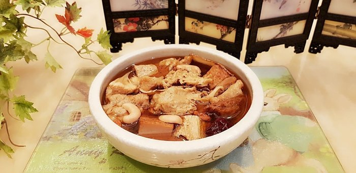 麻油雞 蛋奶素 1170g 包.簡易素食料理 月子膳食 家常菜 營養豐富,媽媽的古早味