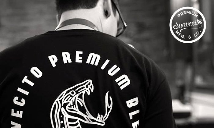 GOODFORIT / 加州造型品牌Suavecito Premium Slither Tee毒蛇形象上衣