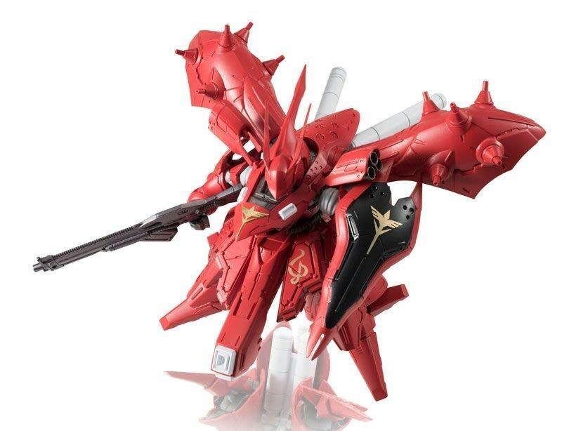 金錢貓雜貨 全新 NXEDGE STYLE NX-0019 GUNDAM 鋼彈 逆襲的夏亞 夜鶯 Nightingale