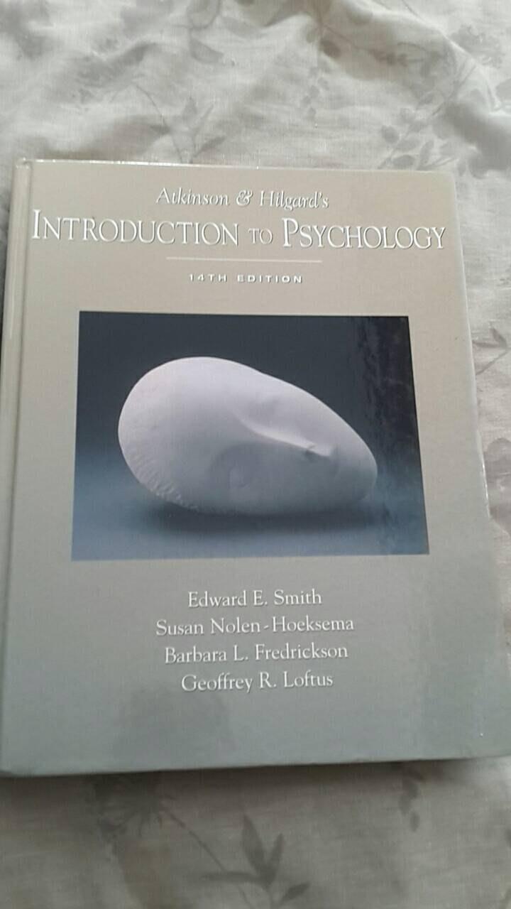 【紫晶小棧】ATKINSON & HILGARDS INTRODUCTION TO PSYCHOLOGY