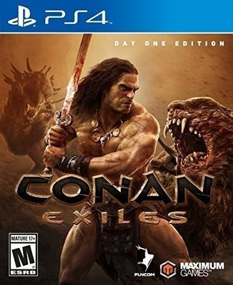 【預購商品】PS4 科南的流亡 CONAN EXILES 亞中版 5/31到貨【台中恐龍電玩】