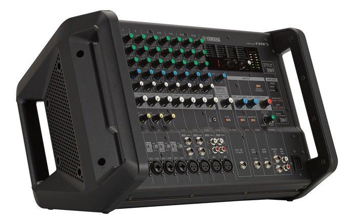 【六絃樂器】全新 Yamaha EMX5 功率混音器 / 舞台音響設備 專業PA器材
