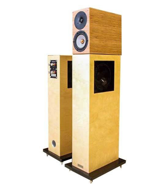 來電優惠!【音逸音響】小喇叭的低音救星!被動式.低音喇叭》芬蘭 Penaudio Chara (1對)