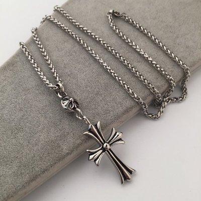 T.J.C 潮流 十字架 項鍊