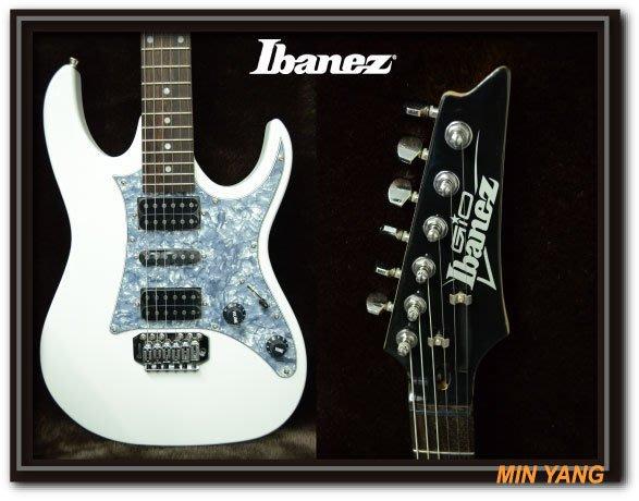 【民揚樂器】Ibanez GRX-150 白 電吉他