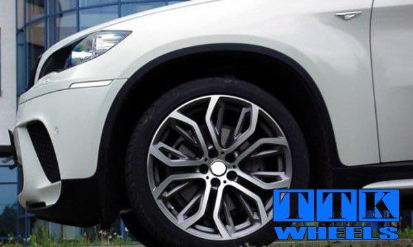 【美麗輪胎舘】BMW X5 20吋 5孔120 F:20X 10J R:20X 11J 灰車面
