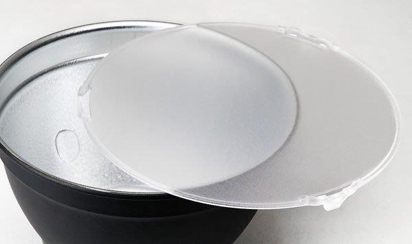 呈現攝影-標準罩用柔光片直徑18cm 色片透光白色 L型傘座關結 燈罩外拍燈棚燈 NiceFOTO離機閃
