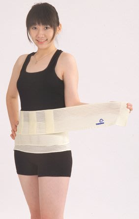 纏繞式體操輔助帶-長度360cm (黑色)(膚色)(粉紅色) ( 真正台灣製造 )