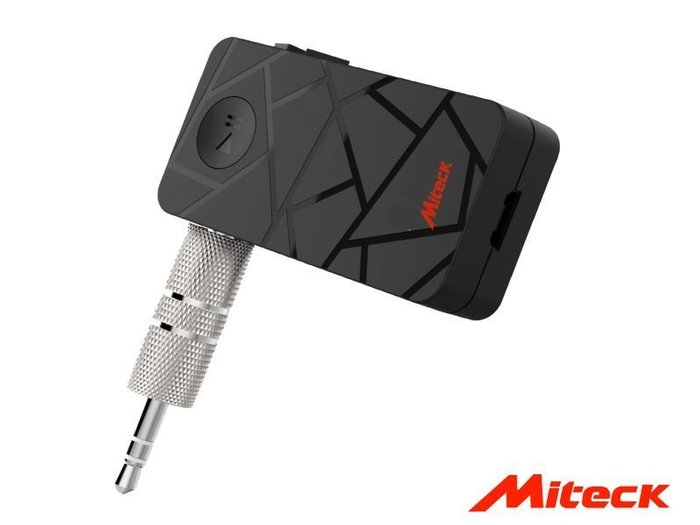 Soundo Miteck BR403 無線藍牙 4.0免持藍芽音樂接收器 藍芽耳機 汽車 可通話 FOR ALL