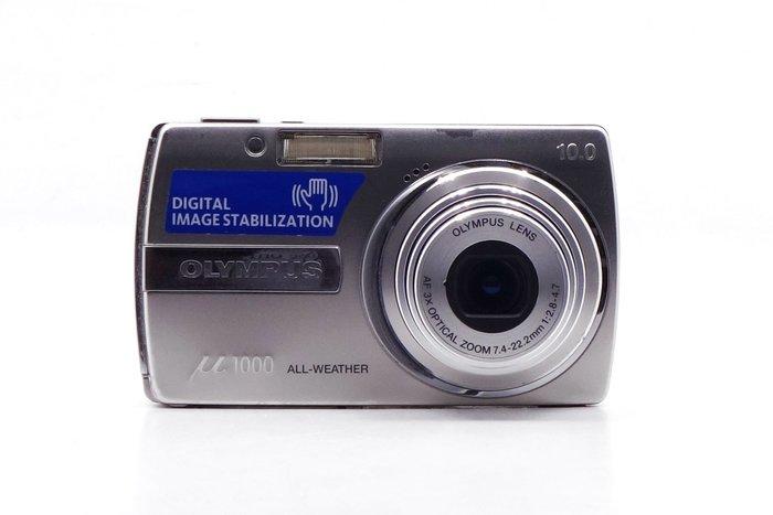【台中競標】OLYMPUS U1000 數位相機 1,000萬畫素 #23487