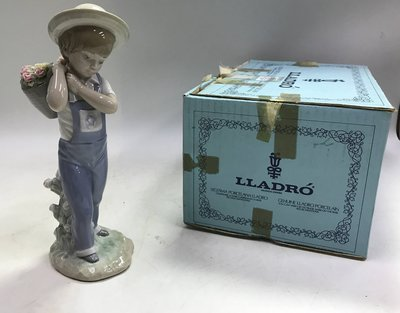 【藏舊尋寶屋】西班牙名瓷 Lladró...