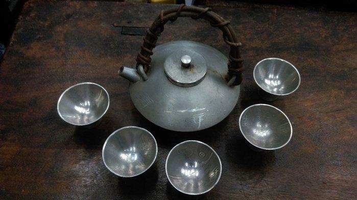 大草原典藏,日本老錫壺,特價一天