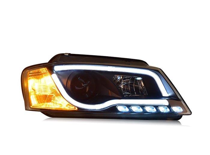 合豐源 車燈 奧迪 A3 8P 魚眼 大燈 頭燈 HID LED 日行燈 08 09 10