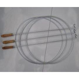 民間運動滾鐵環 小滾鐵環 兒童滾鐵圈 鍛煉平衡能力鐵環 直徑50cm-7801003