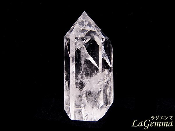 ☆寶峻水晶☆天然白水晶柱MS-422/106g 水晶之王綜合能量,飾品消磁~避邪擋煞~冥想占卜風水