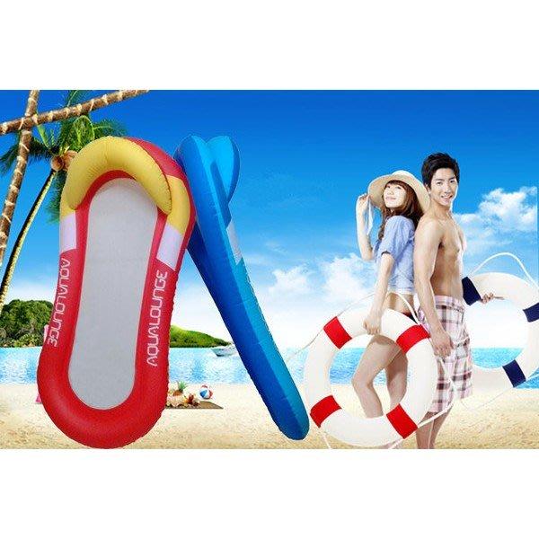 水上充氣網狀沙發水上躺椅 浮排 浮床浮板沖浪板 打水板水上玩具