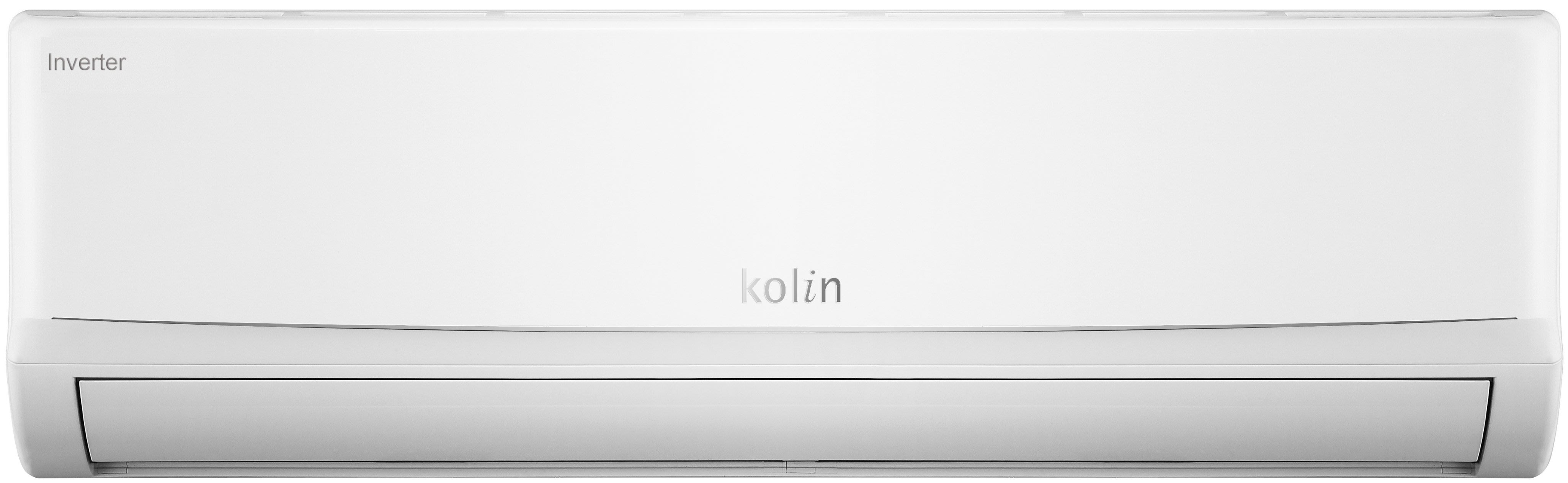 KOLIN歌林 13-14坪 變頻四方 一對一分離式冷暖 冷氣 KDV-80207 / KSA-802DV07