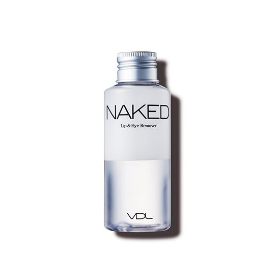 【韓Lin連線代購】 韓國 VDL - NAKED LIP AND EYE REMOVER 眼唇卸妝液
