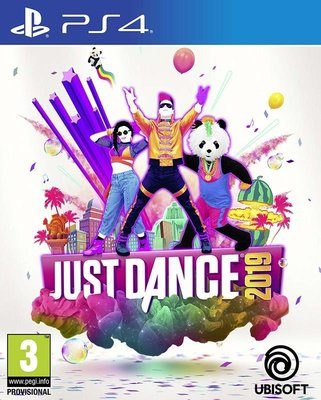 【預購商品】PS4 舞力全開 2019 Just Dance 2019 亞版中文版 預計10/25發售【台中恐龍電玩】