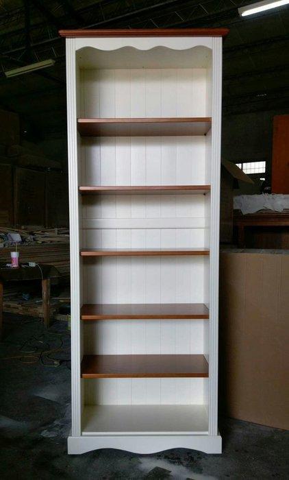 美生活館---客訂家具 鄉村全原木 開放書櫃 置物櫃.收納櫃 玄關櫃--也可修改尺寸與顏色再報價