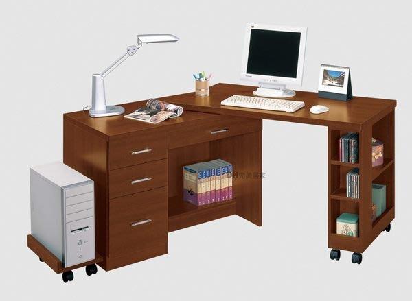 【DH】貨號G359-4《尼歐》4尺多功能伸縮電腦桌/書桌˙兩色˙省空間設計˙主要地區免運