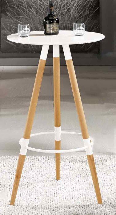 【DH】商品編號G1011-1商品名稱兒貝席2尺圓桌/白色(圖一)面板:白色/黑色。二色可選。細膩優質。主要地區免運費