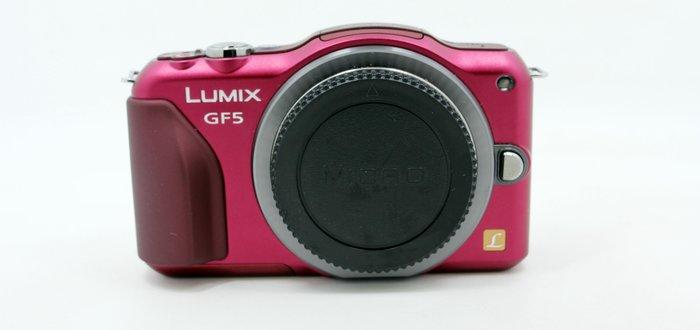【台南橙市3C】 Panasonic LUMIX DMC-GF5 GF5 單機身 單眼 相機  # 02994