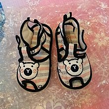 Babyra 初學行 bb 幼兒 幼童 準學行可穿 小白熊 涼鞋仔 12.5cm