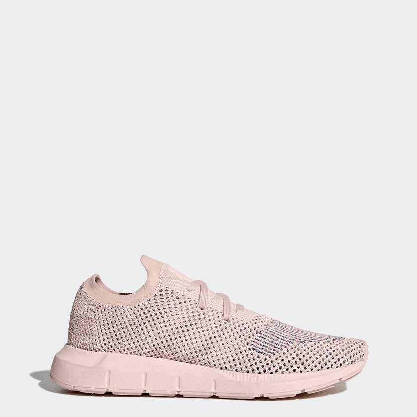adidas originals swift run primeknit pk CG4134 粉紅色 透氣 編織 運動鞋