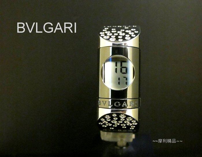 【摩利精品】BVLGARI寶格麗IPNO陶瓷鑽錶*真品*  低價特賣
