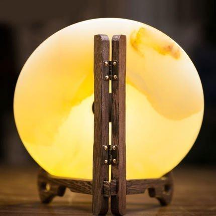 Art in THE 【傑儒書畫】雞翅木三角折疊展示架木雕工藝品實木擺件支架創意玉器木架陶瓷盤15寸