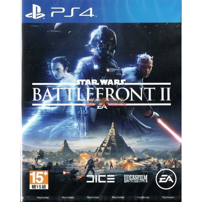 全新未拆 PS4 星際大戰 戰場前線2 -中文亞版- Star Wars Battlefront 2