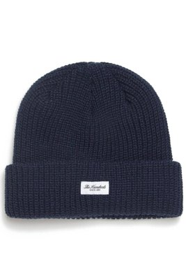 【HOPES】THE HUNDREDS CRISP 2017 BEANIE - NVY