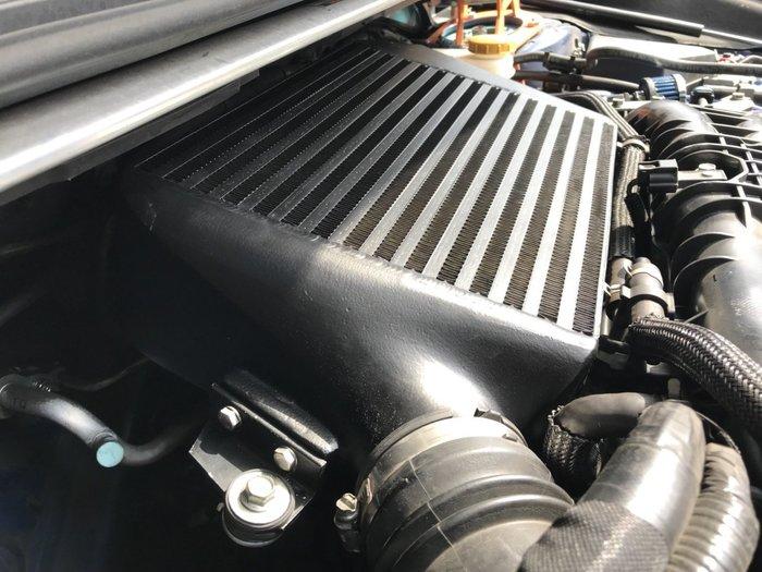 ☆光速改裝精品☆2014- Subaru Impreza WRX 2.0/ 森林人 加大上置中冷器