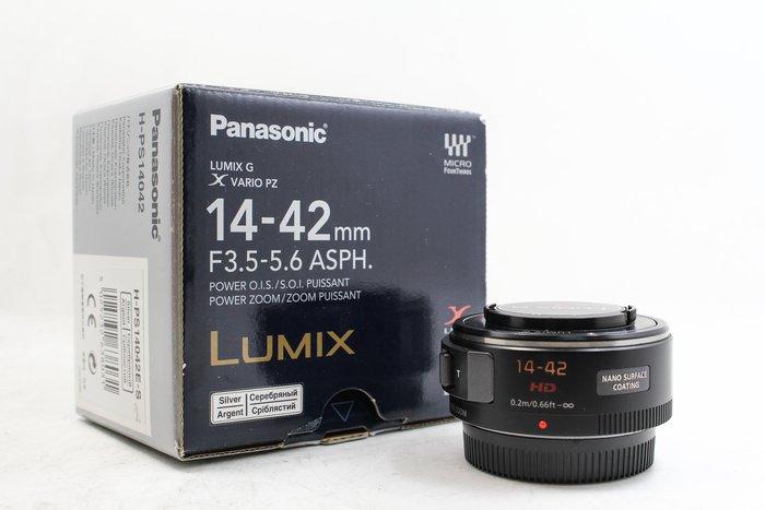 【高雄青蘋果3C】Panasonic LUMIX G 14-42mm f3.5-5.6 X鏡 二手鏡頭#19851