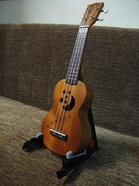 ☆ 唐尼樂器︵☆ Alpha 21吋-23吋用 Ukulele 烏克麗麗架(小提琴也適用)