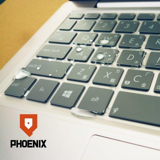 『PHOENIX』ACER SF315 SF315-51 專用 超透光 非矽膠 鍵盤膜