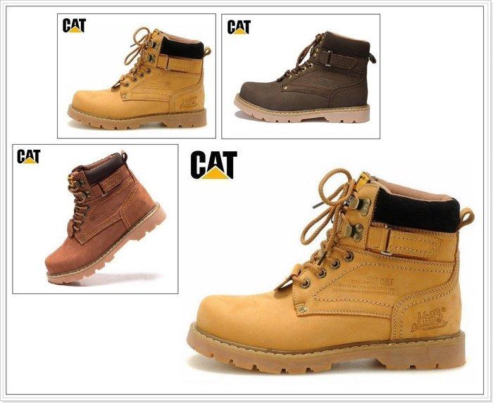『黑餃ㄇㄇ』【ZL004】CAT非安全鞋 工作鞋穿不爛 跟天伯倫一樣耐穿 限時特賣 三色