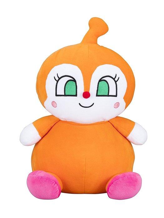 ✿預購 ✿【FZZ 9】✿ 麵包超人 ✿紅精靈✿胖胖 大玩偶 ✿☆☆約28×24×35cm