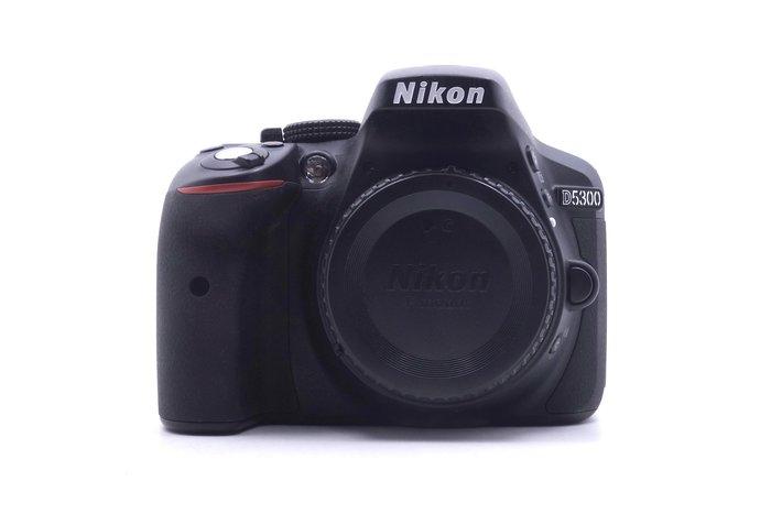 【台中青蘋果】Nikon D5300 單機身 二手 APS-C 單眼相機 快門次數約5511 公司貨 #16363