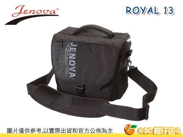 @3C 柑仔店@ JENOVA ROYAL 13 皇家系列 數位專業攝影背包 單眼 黑色 公司貨