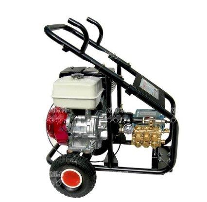 【川大泵浦】物理WH-3020EB1 (本田引擎13HP) 210KG引擎式高壓噴霧機☆洗車機WH3020EB1清洗機