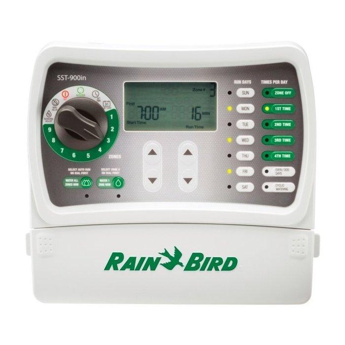 【EZ LIFE@專業水管】美國大廠雨鳥SST 9站定時器 室內機 可控制9個電磁閥 自動澆水灑水水管