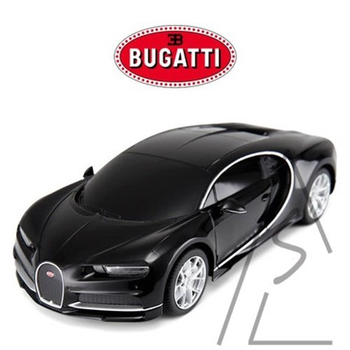 阿莎力玩具 1:24 正版布加迪 遙控汽車遙控車
