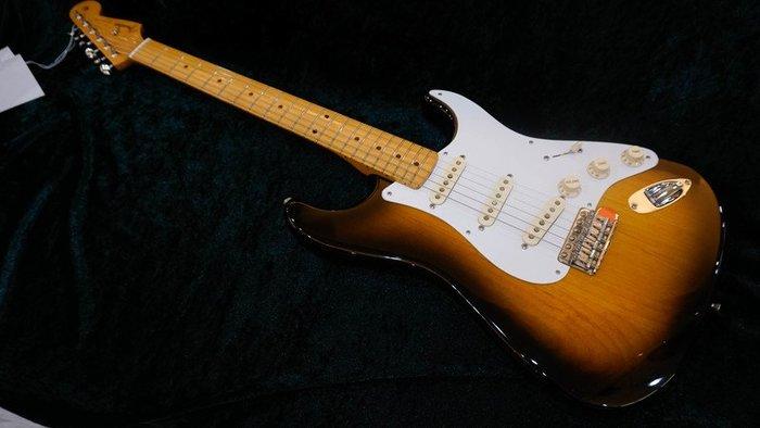 大鼻子樂器 免運 FENDER Classic 50's 2TS Stratocaster 電吉他