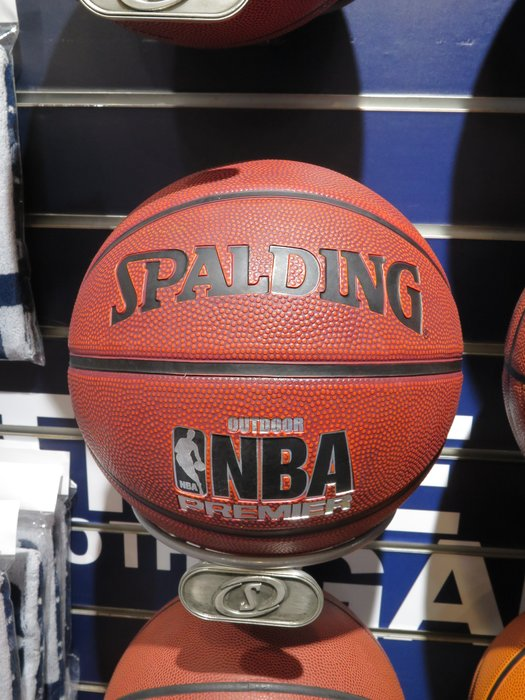 【iSport愛運動】SPALDING PREMIER 橘 七號籃球 正貨新品SPA83003