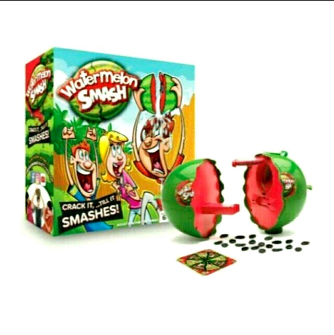 【NEIL玩具王國】預購 正版 破你的西瓜 西瓜桌遊 爆漿大西瓜 破西瓜桌遊