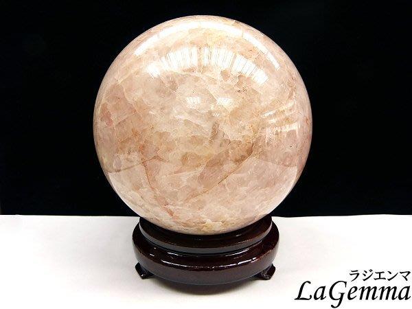 ☆寶峻水晶☆特價8150元,滾滾風水球,愛情婚姻石,天然櫻桃石球BS-850,提升個人魅力,有助愛情運