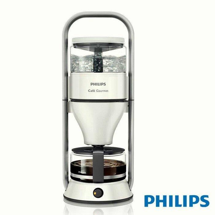 飛福利品出清利浦 PHILIPS Cafe'Gourmet萃取大師咖啡機HD5407